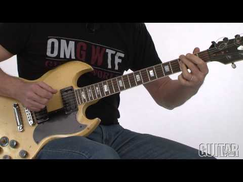 String Theory w/Jimmy Brown -  June 2013 - Creating a Rolling Melody