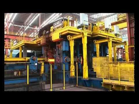 Emirates Steel  Industries Abu Dhabi. (ESI)