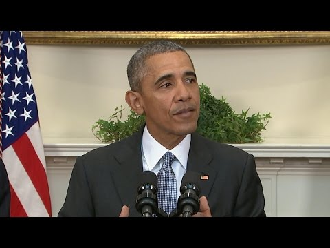 Obama announces plan to close Guantanamo