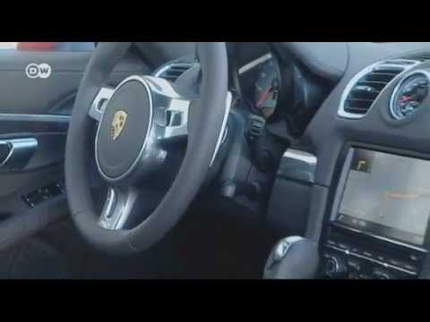 Тест-драйв: Porsche Cayman