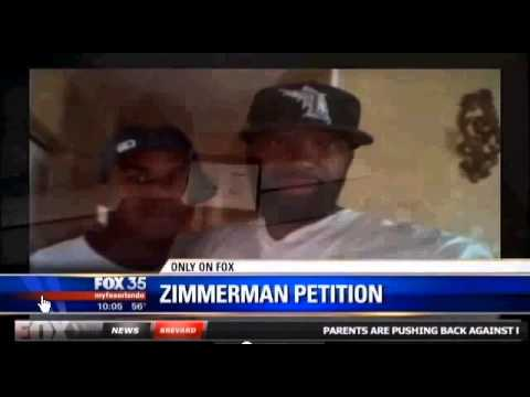 George Zimmerman's brother supports petition to investigate Crump's statements, Trayvon Martin