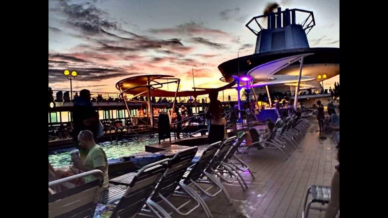 Bahamas Cruise On Majesty Of The Seas Youtube