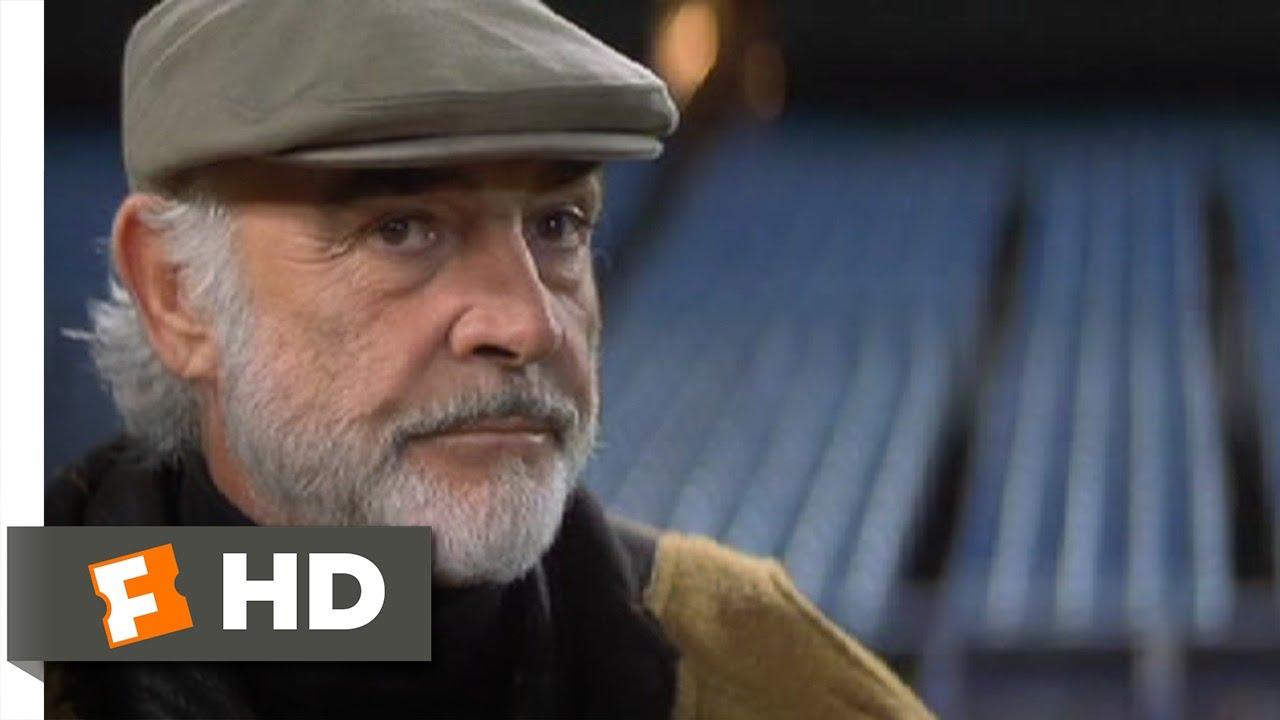 Finding Forrester (5/8) Movie CLIP - Yankee Stadium (2000