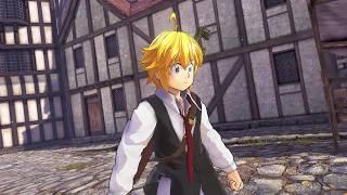 The Seven Deadly Sins: Knights of Britannia  PS4 Gameplay Walkthrough