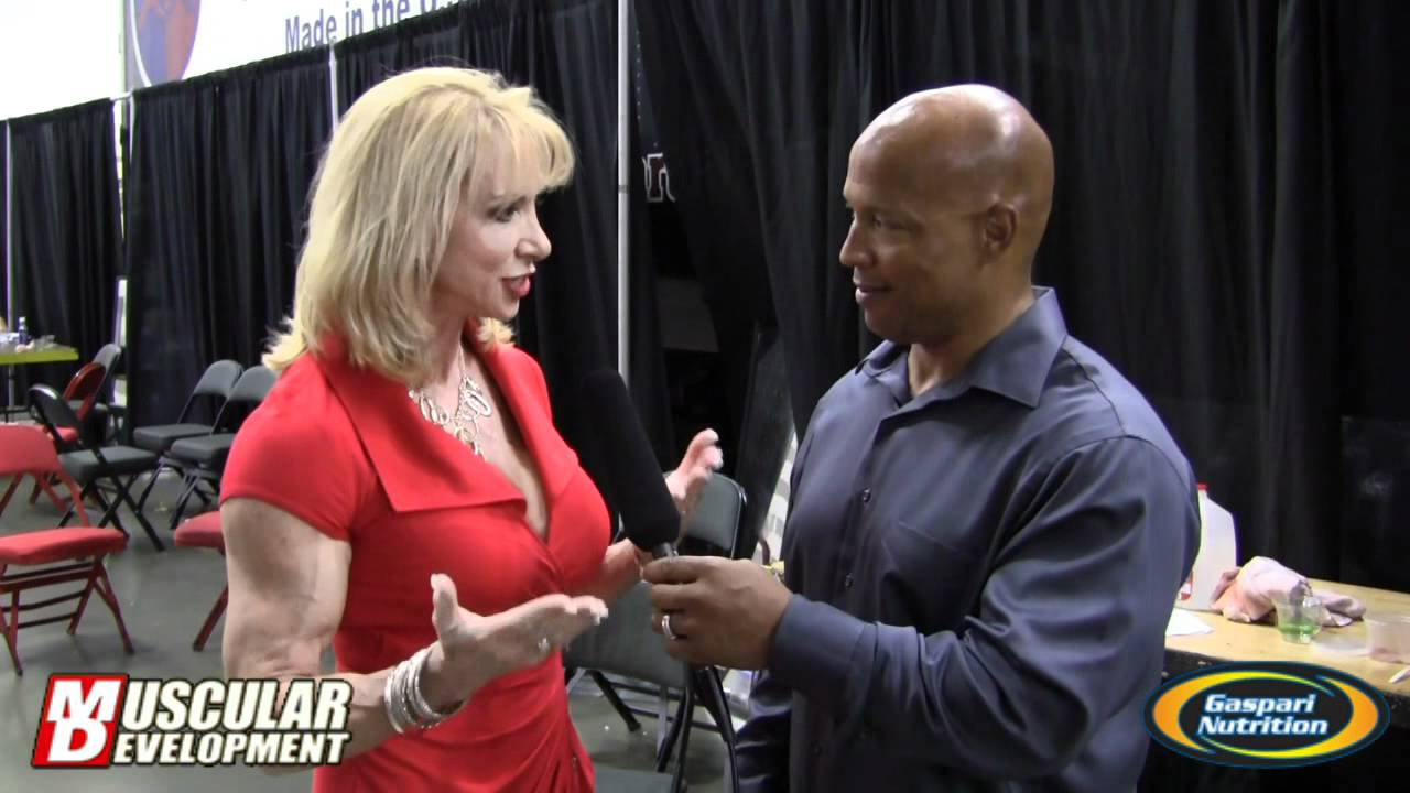 2011 Dallas Europa-with Promoter Betty Pariso - YouTube