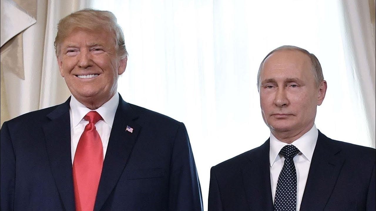Trump invites Putin to the White House