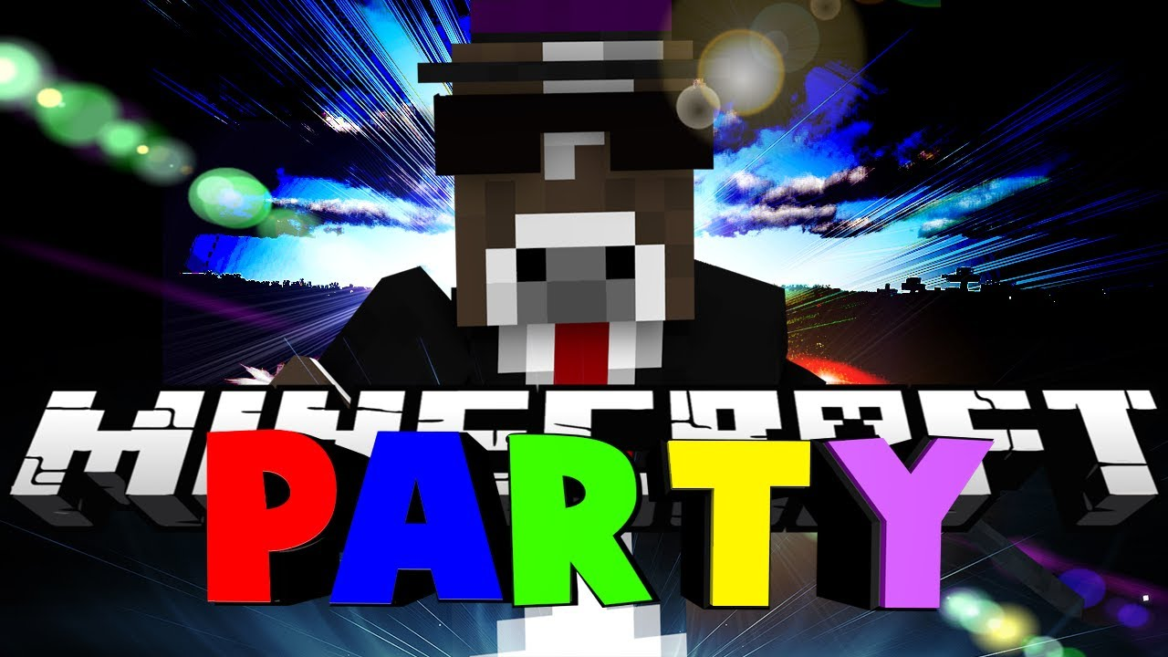 Minecraft Party Mini Game ( Party Games Server in ...