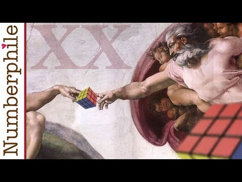 God's Number and Rubik's Cube - Numberphile