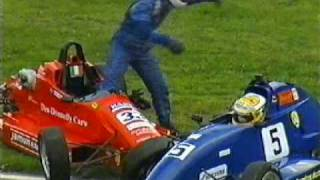 Donnelly hits Pratt Formula Ford at Brands Hatch 2004