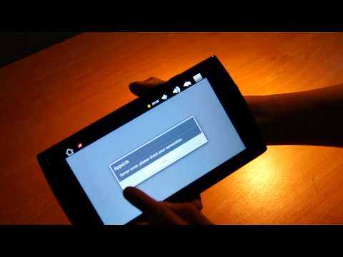 Archos Arnova 7 G2 8GB   Product Review & Unboxing   Full HD