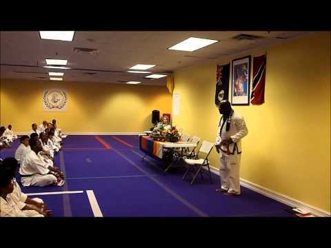 Purple Dragon Seminar Nov 2012 in Cayman Islands (Entire Seminar)