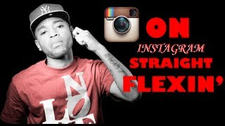On Instagram Straight Flexin' - @Fresh