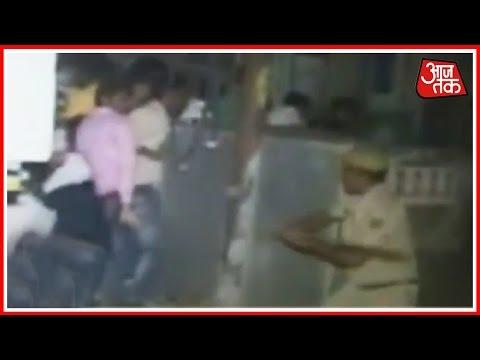 Police Uses Lathi Charge On Students In Rajakiye College, Ajmer