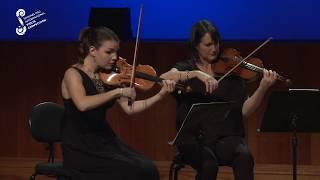2017 Round #3 Competitor #10 I O Šroubková | Mozart: Quintet in G Minor, K516