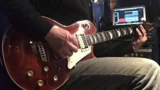 Midaregami みだれ髪 By Hibari Misora 美空ひばり Slide Guitar Open E