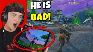 i spectated MOBILE DEFAULT SKINS and couldn't believe them... (so bad)