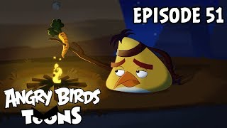 Angry Birds Toons | Chucked Out - S1 Ep51