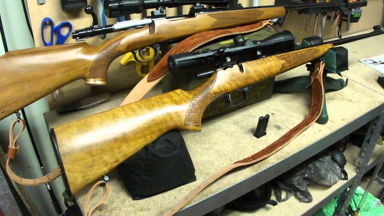 Zastava m85 mini mauser bolt action sporting rifle, cal