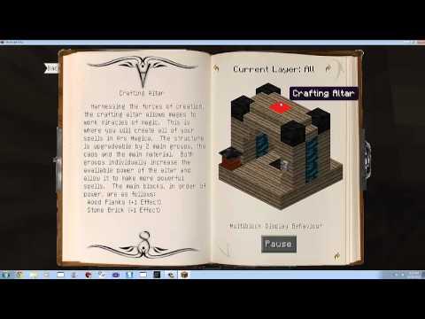 Как сделать алтарь в арс магика 2