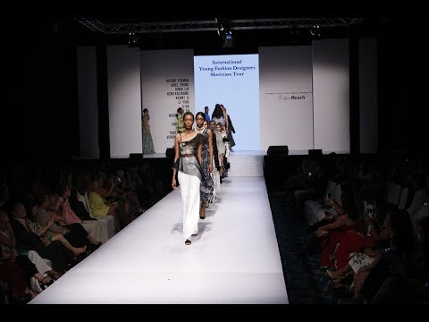 International Young Fashion Designers Showcase Tour in Panama