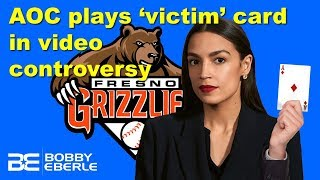 AOC plays 'victim' card in Memorial Day controversy. Washington Post: People must be fired! | Ep. 63
