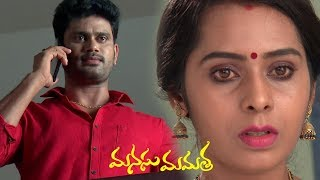 Manasu Mamata Serial Promo - 12th October 2019 - Manasu Mamata Telugu Serial