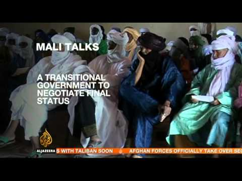 Mali signs ceasefire deal with Tuareg rebels