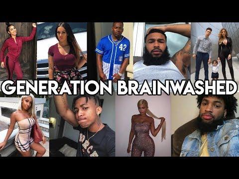 This Generation is BRA!NWAHSED  #GirlTalk
