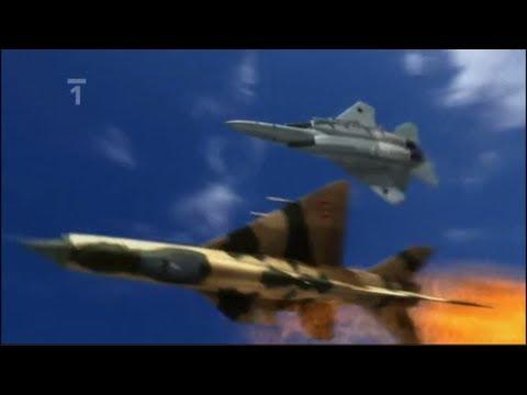 Воздушные бои: ВВС Израиля HD (Ближний Восток)