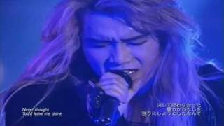 X Japan-Tears(lágrimas)Rock-Balada.