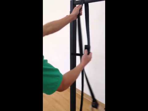 How to install Muscle Driver USA gymnastics wooden rings on a pull up bar tutorial!