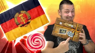 DDR / EAST GERMANY CANDY 🍭🤤 Angebissen Vol.24 [German, Deutsch]