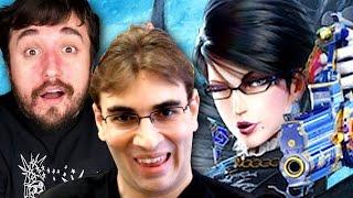 O JOGO MAIS SEM-NOÇÃO DO MUNDO? - Como não jogar Bayonetta 2