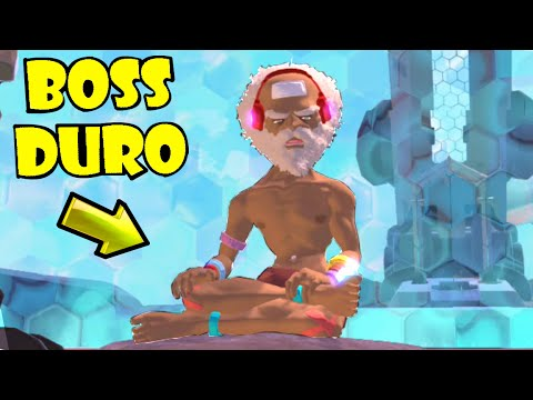 EL BOSS MAS RARO! Controla el tiempo y devuelve los ataques! - FURI gameplay #3