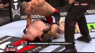 "5 Rounds on Silva-Weidman, ""Swanson's Sweet Boxing"" Breakdown, Scott MacLean, Renzo Gracie & More"