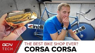 Is This The Worlds Greatest Bike Shop? | Corsa Corsa Tokyo