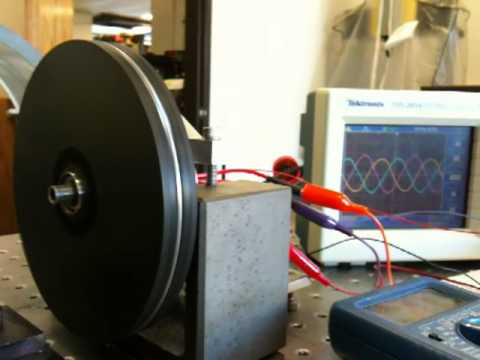 Halbach electric motor launchpoint technologies youtube for Halbach array motor generator