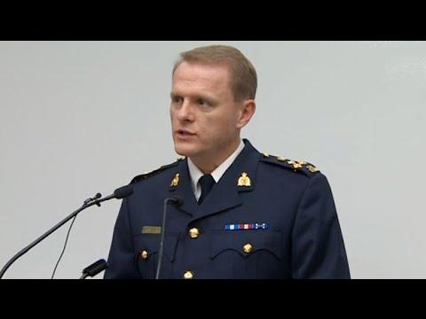 Watch: Canada police foil Valentine's Day shooting-spree plot