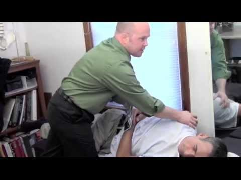 ►MId and Low Back Adjustments at Centre Chiropractic, State College/Boalsburg PA - Gonstead