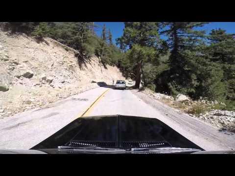 SoCal Vintage BMW drive 8/23/14