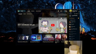 Watch me play League of Legends top rank - Streaming game -Theresa Johnson #1