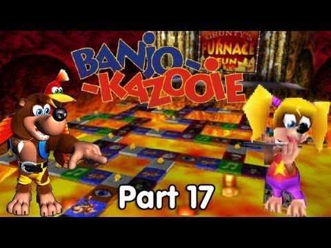 Let's Play Banjo Kazooie - #17. Who Wants to Be a MillionBear?