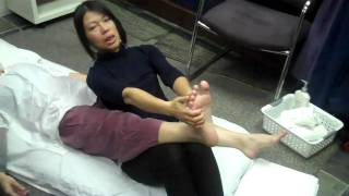 Thai Massage Video 1, Krausespa.com