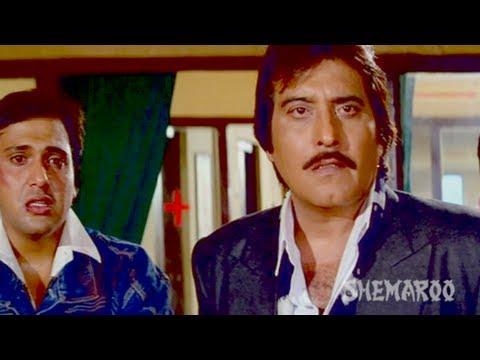 Ekka Raja Rani - Pat 13 Of 15 - Govinda - Ayesha Jhulka - Superhit...