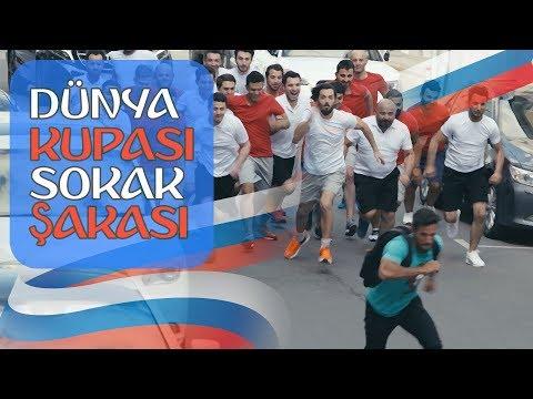 Dünya Kupası Sokak Şakası (RUSYA)