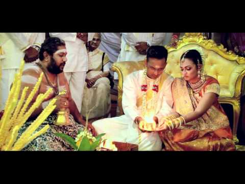 BEST Indian Hindu Cinematic Wedding Video of Suhan & Shamili...