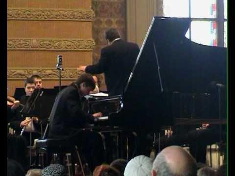 Моцарт Вольфганг Амадей - Концерт для фортепиано с оркестром №15 си-бемоль мажор
