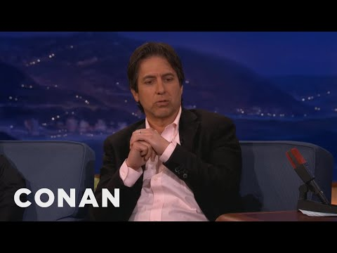 Ray Romano's Tricky Threesome Proposal
