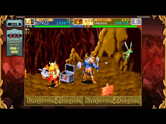 Руководство запуска: Dungeons & Dragons: Chronicles of Mystara по сети
