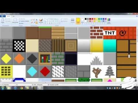 Tutorial - Como hacer pack de texturas en minecraft